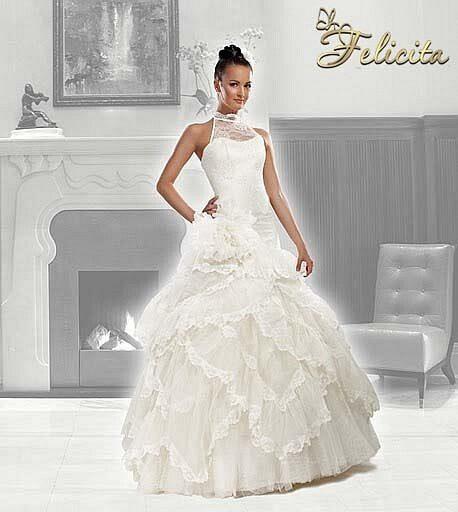 свадебное платье Le voile -21300р